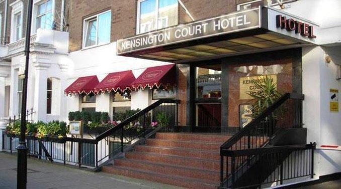 켄싱턴 코트 호텔