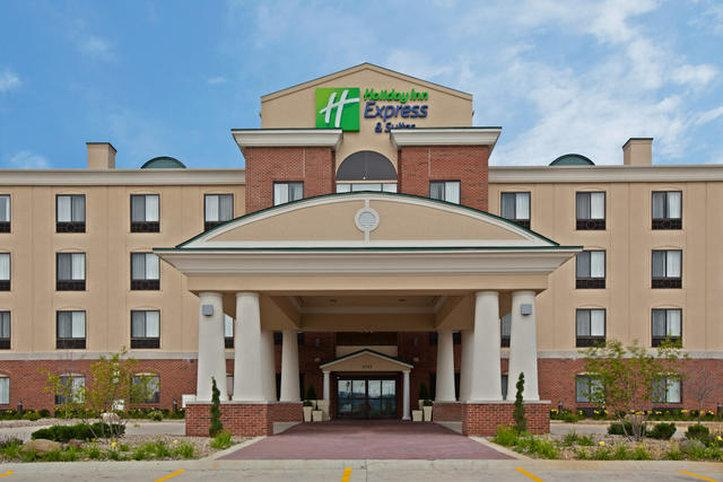 ‪Holiday Inn Express Hotel & Suites Anderson‬