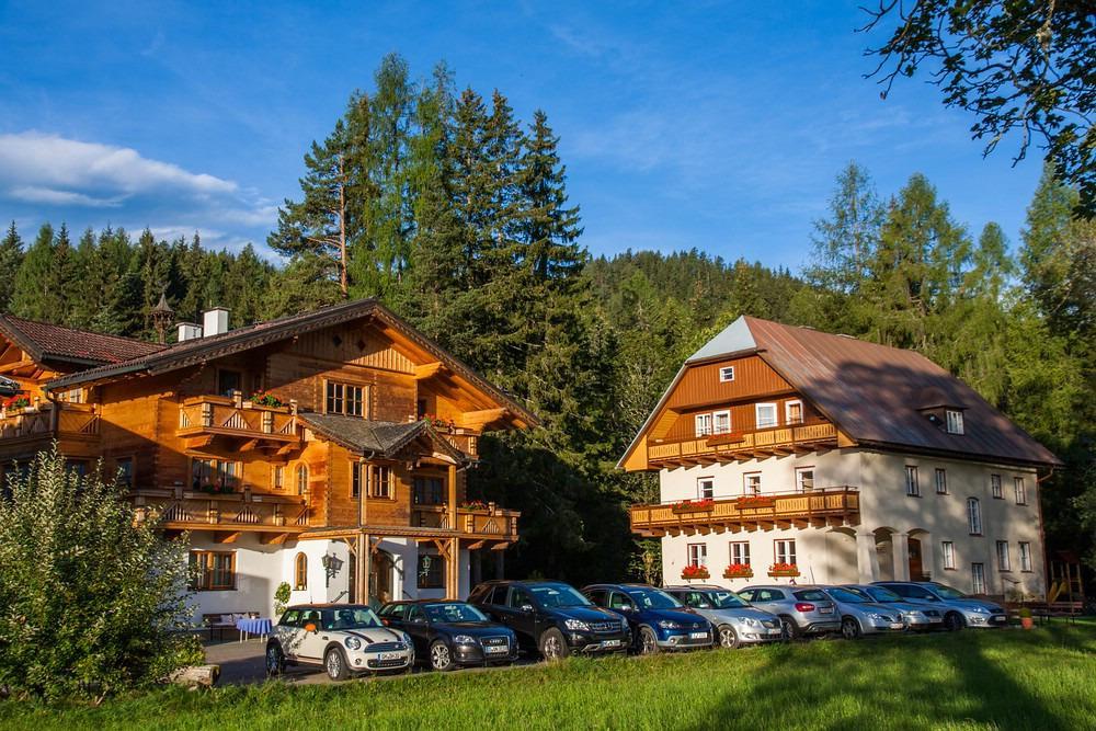 Bio-Holzhaus Heimat