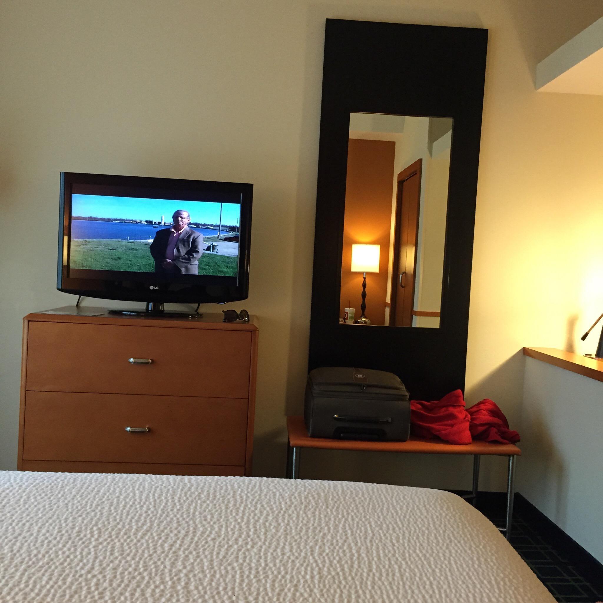 Fairfield Inn & Suites Tulsa Southeast Crossroads Village OK