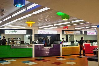 Floret Food Court