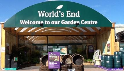 World's End Garden Centre Restaurant