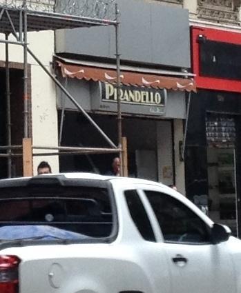 Restaurante Pirandello