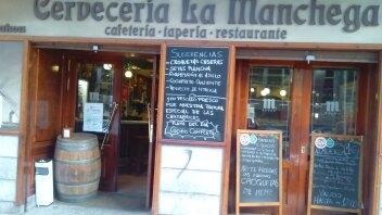 Cerveceria La Manchega