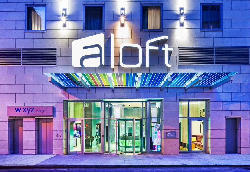 Aloft Manhattan Downtown Financial District 109 1 3 0 Updated 2017 Prices Hotel Reviews New York City Tripadvisor