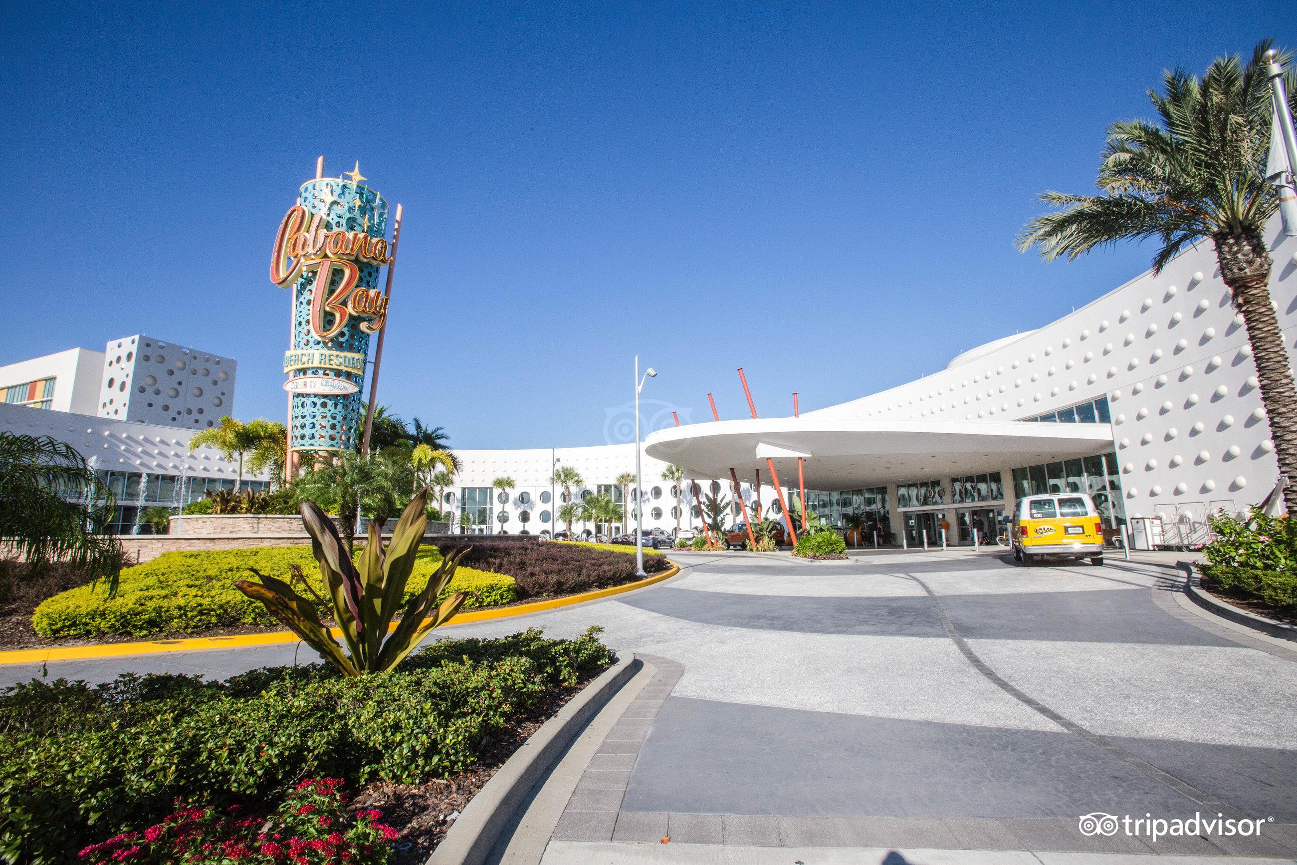 Universal s Cabana Bay Beach Resort Orlando FL 2018 Review