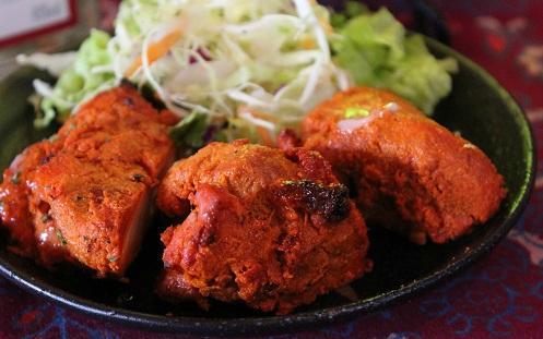 Indian Restaurant Raju, Hyakumambenten