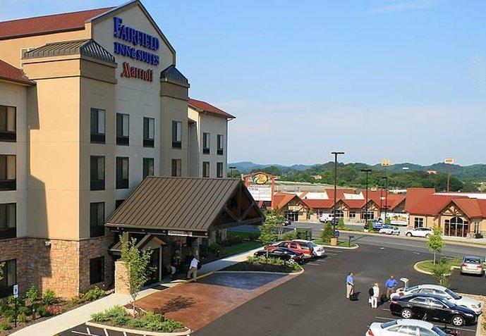 Fairfield Inn & Suites Sevierville Kodak