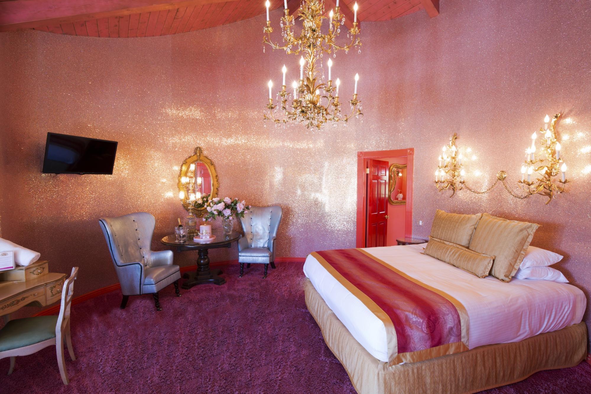 Madonna Inn (San Luis Obispo, CA) 2018 Hotel Review & Ratings ...