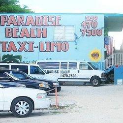 Paradise Beach Taxi