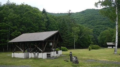 Ichinose Camp Site