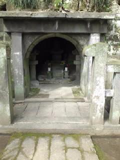 Tomb of Oe Hiromoto