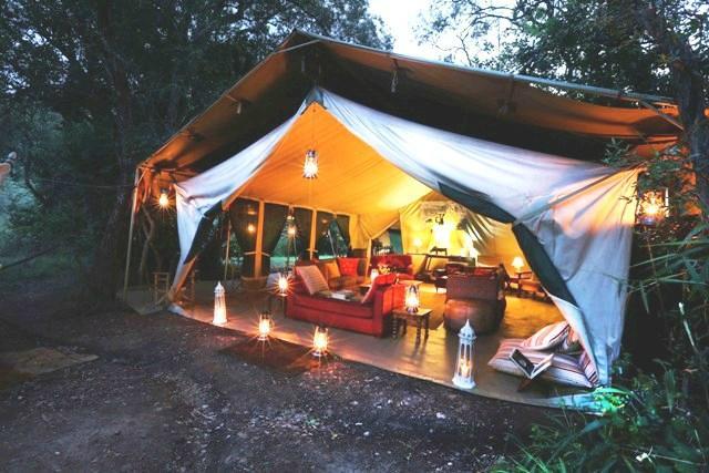 ナイロビ テンティッド キャンプ