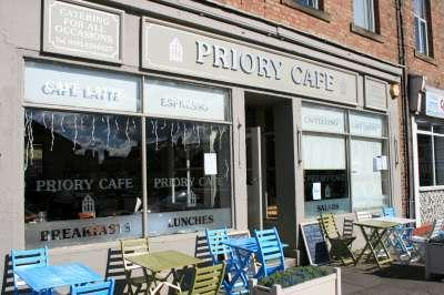 ‪Priory Cafe‬