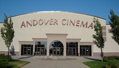 ‪Andover Cinema‬