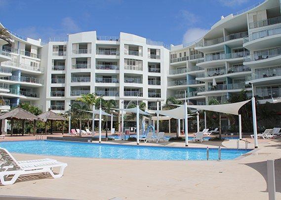 Oceans Resort & Spa Hervey Bay