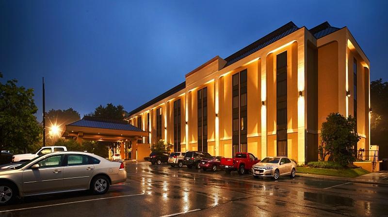 代頓西北貝斯特韋斯特普勒斯酒店