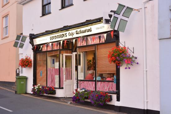Sea-Jazy's Cafe & Restaurant