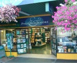 Page and Blackmore Booksellers