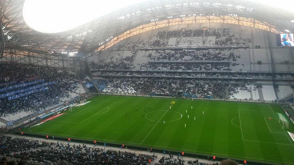 Stade velodrome marseille france top tips before you for Porte 7 stade velodrome