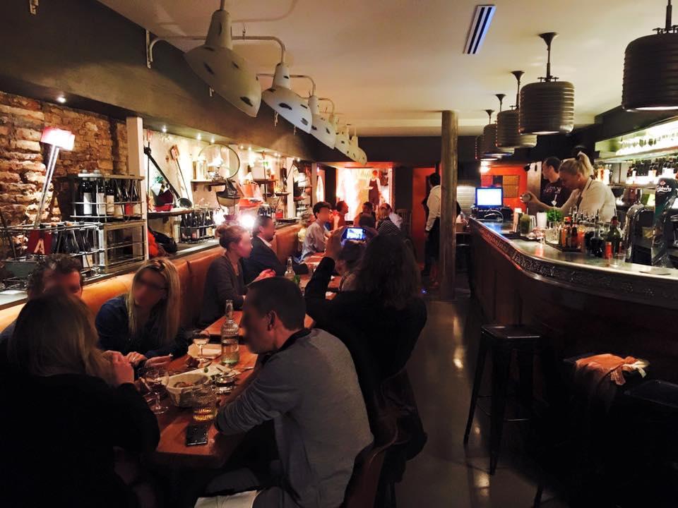 Restaurant caf chouchou dans toulouse avec cuisine for O cuisine toulouse