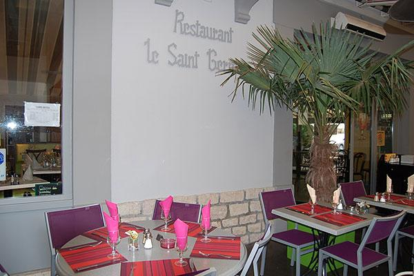Le Saint Germain, Saint Germain du Bois Restaurant Avis, Numéro de Téléphone& Photos  # Restaurant Saint Germain Du Bois
