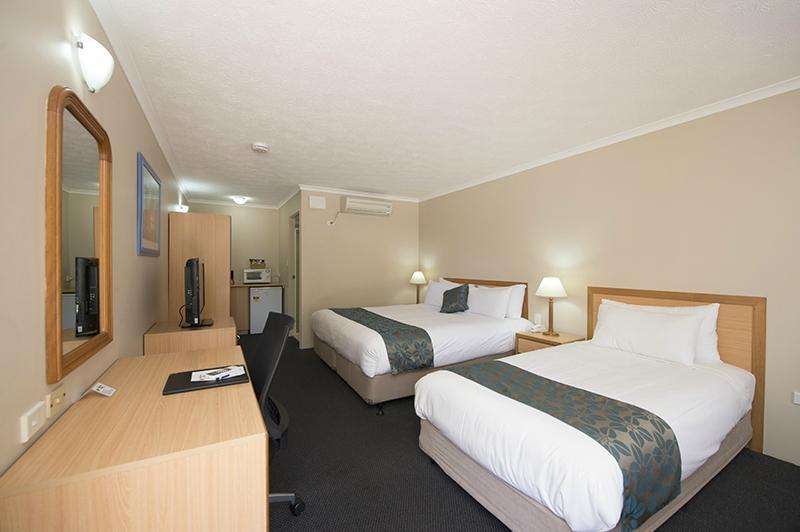 Harbour Sails Motor Inn Gladstone Australien Omd Men