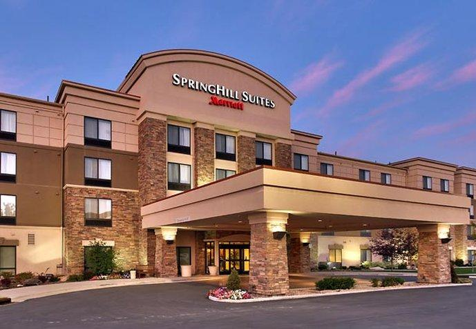‪SpringHill Suites Lehi at Thanksgiving Point‬