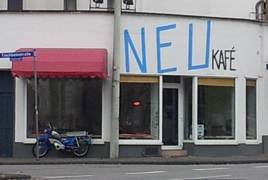 Kafé Neu