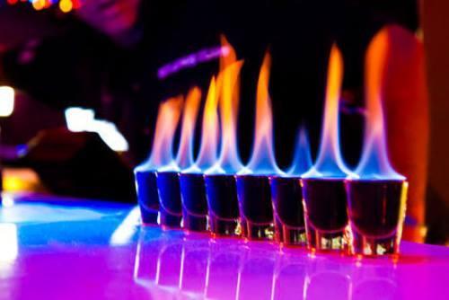 Shot Bar Bezisten