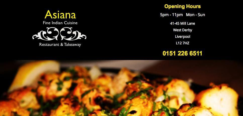 asiana indian cuisine liverpool restaurant reviews