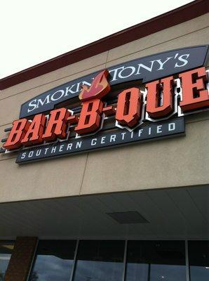 Smokin' Tony's Bar-B-Que