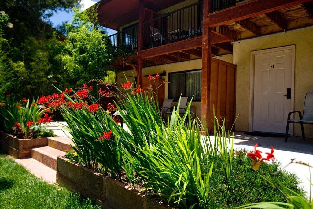 Cliffrose Lodge Gardens Springdale Utah Hotel