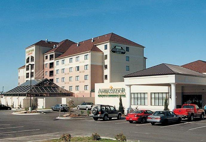 ‪Courtyard by Marriott Erie‬