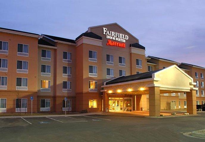‪Fairfield Inn & Suites - Rapid City‬