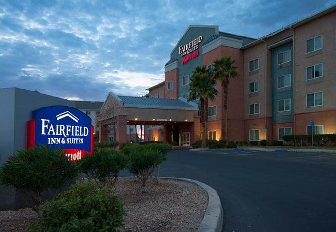 ‪Fairfield Inn & Suites El Centro‬