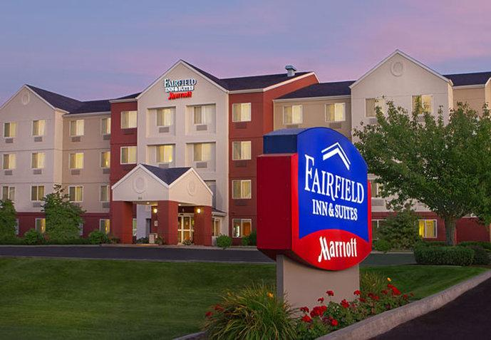 ‪Fairfield Inn Spokane Downtown‬