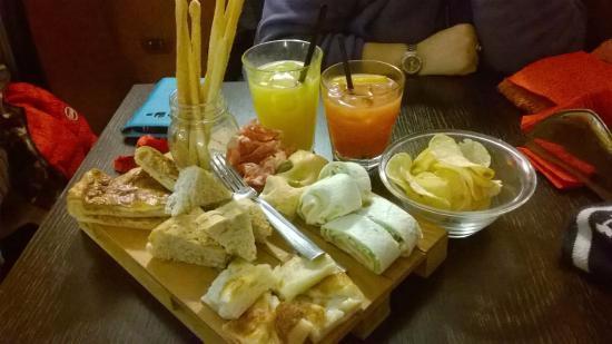 Caffeteria Stuzzichini