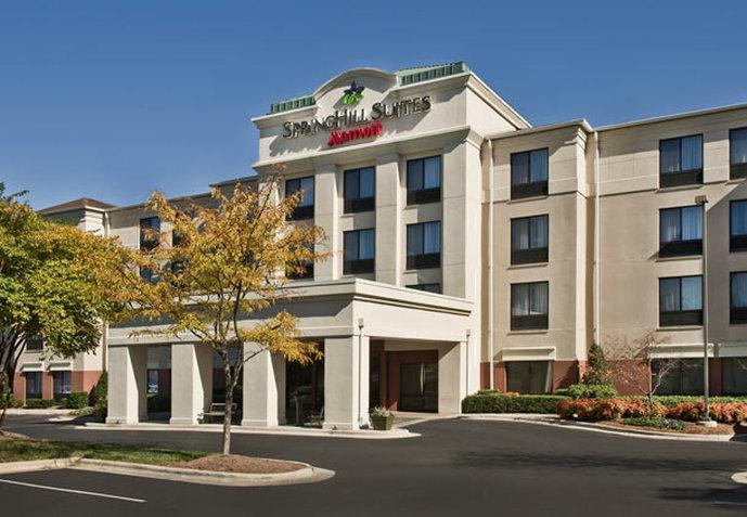 ‪SpringHill Suites Raleigh-Durham Airport/Research Triangle Park‬