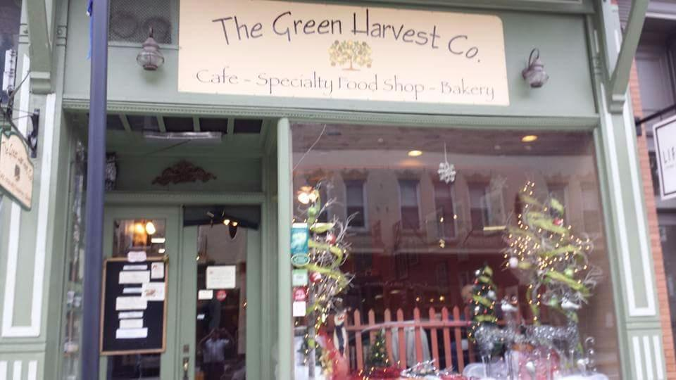 The Green Harvest Company