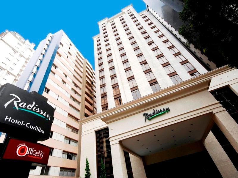 래디슨 호텔 쿠리티바