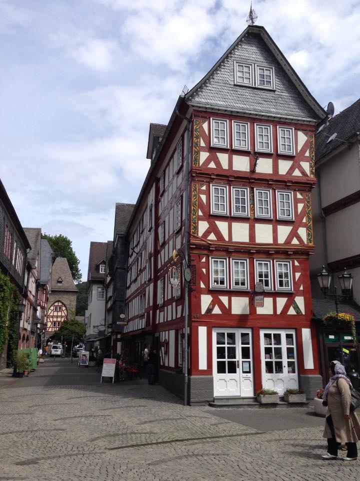 Jumeirah Hotel Frankfurt Germany