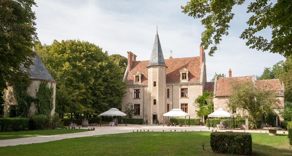 Hotel Chateau le Sallay