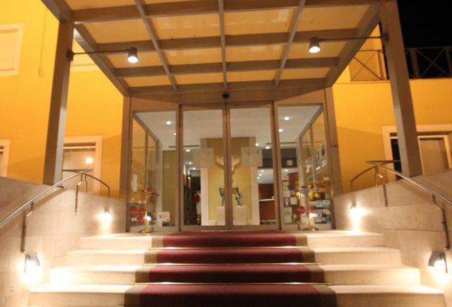 ホテル サン ドミニコ アルピアノ