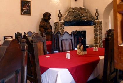 El Restaurante de Los Monjes