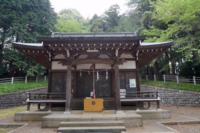 Sugiyama Shrine