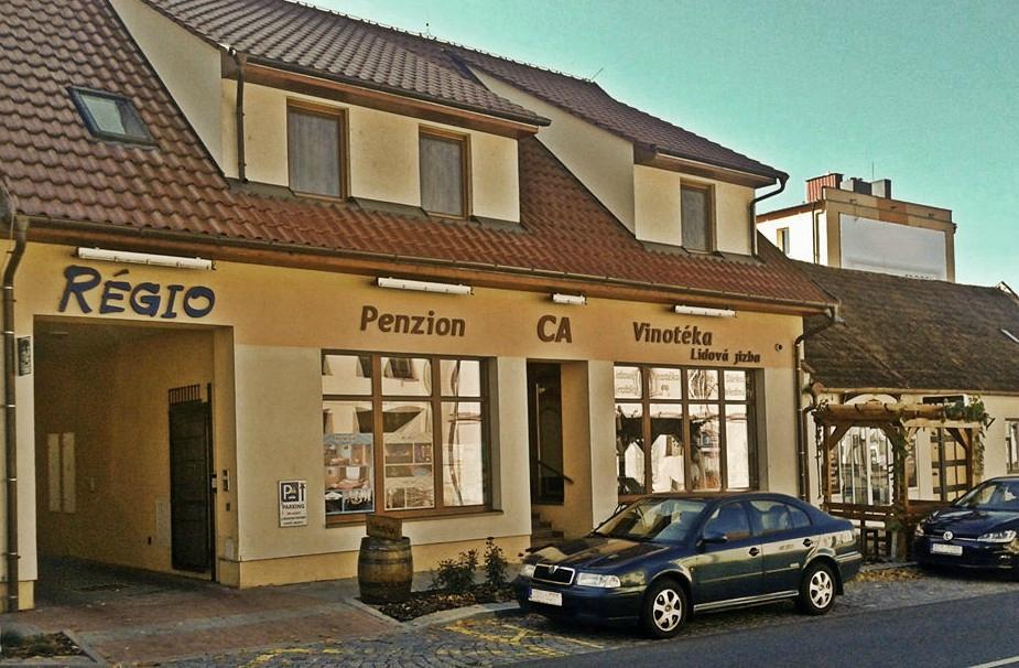 Pension Regio