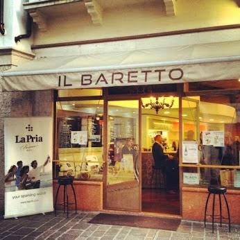 ‪IL Baretto Cafè Wine & Lounge Bar‬