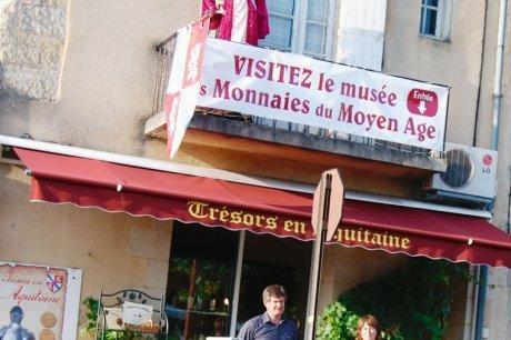 Musee Tresors en Aquitaine