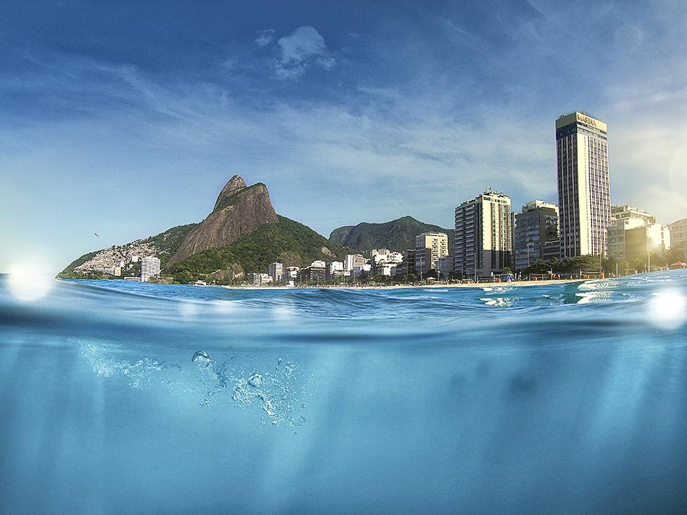 Hotel Marina Palace Rio Leblon